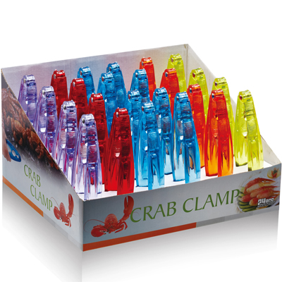 plastic crab clamp